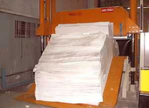 By using Roller covers material handling is more convenient than by belt conveyor.